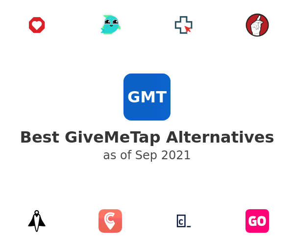 Best GiveMeTap Alternatives