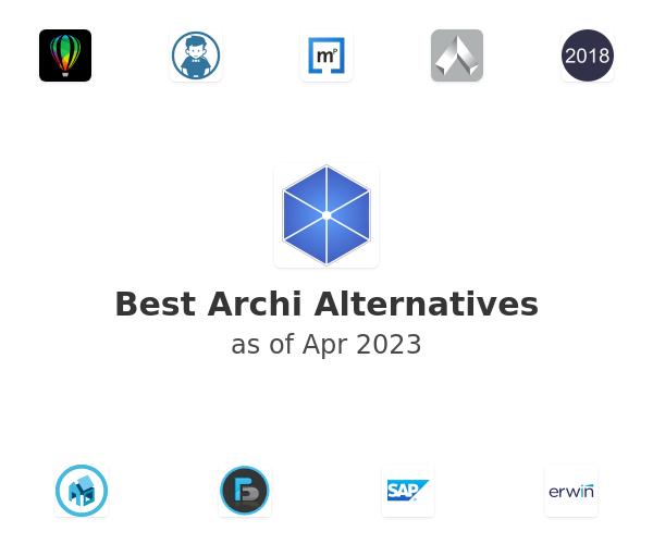 Best Archi Alternatives