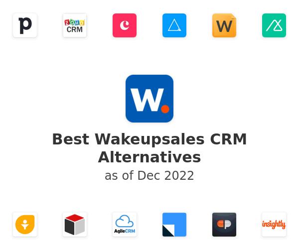 Best WakeUpSales CRM Alternatives