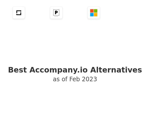 Best Accompany.io Alternatives