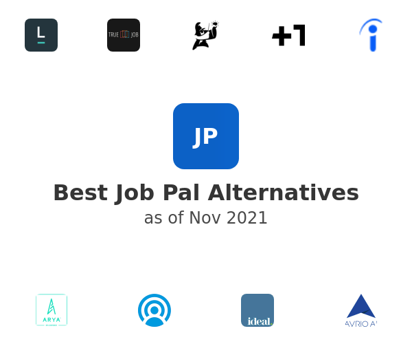 Best Job Pal Alternatives
