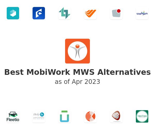 Best MobiWork MWS Alternatives