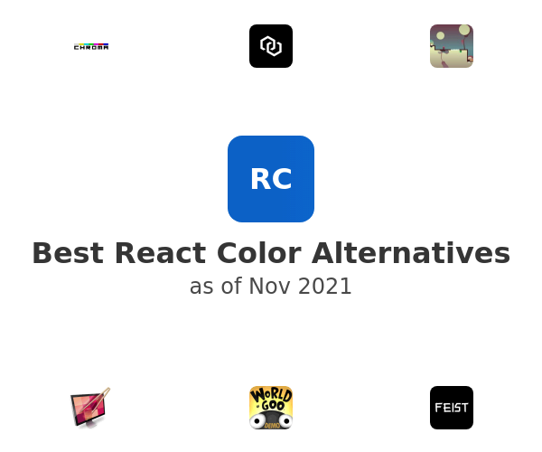 Best React Color Alternatives