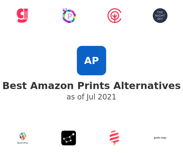 Best Amazon Prints Alternatives