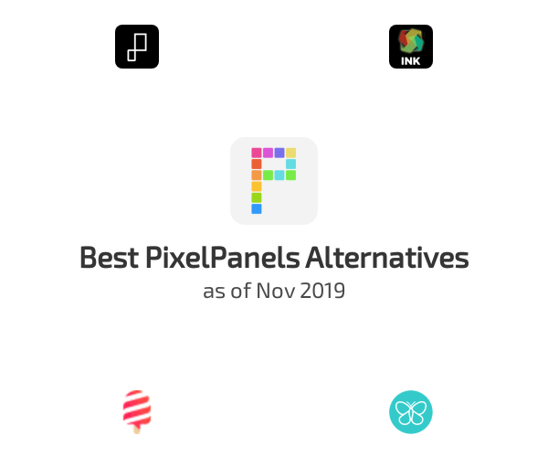 Best PixelPanels Alternatives