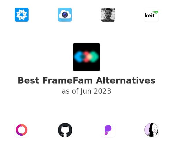 Best FrameFam Alternatives