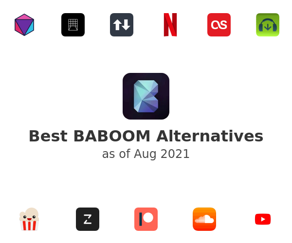 Best BABOOM Alternatives