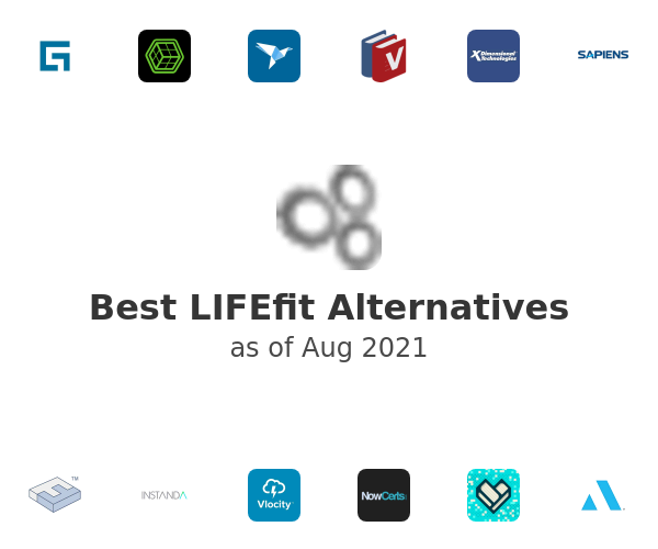 Best LIFEfit Alternatives