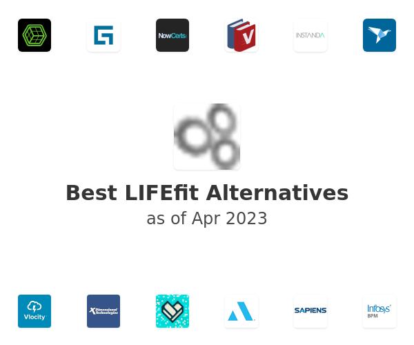 Best LIFEfit Alternatives