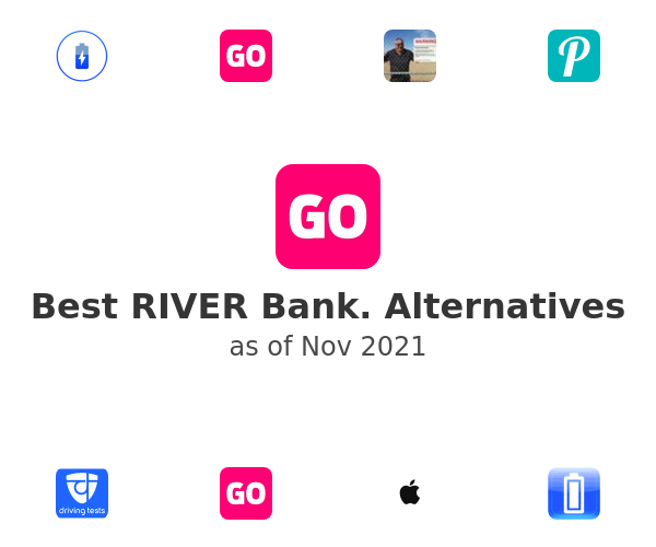 Best RIVER Bank. Alternatives