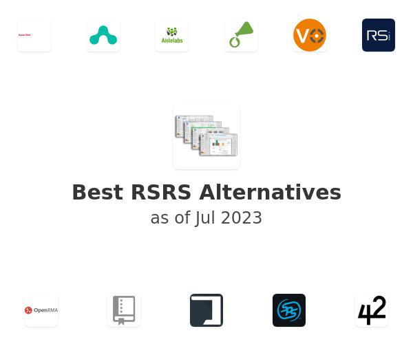 Best RSRS Alternatives