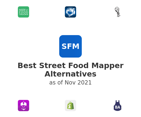 Best Street Food Mapper Alternatives