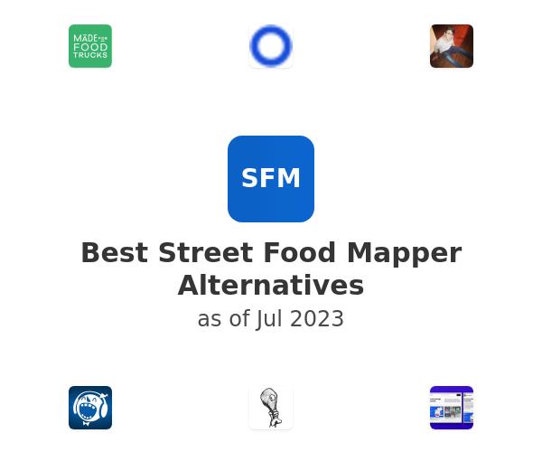 Best Street Food Mapper Alternatives