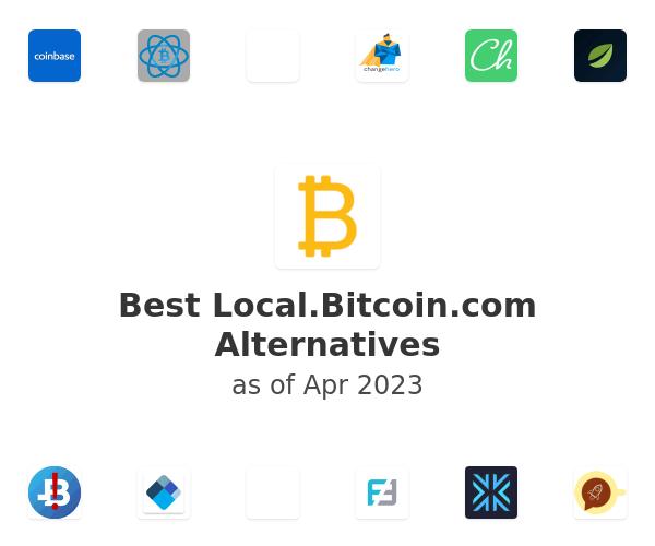 Best Local.Bitcoin.com Alternatives