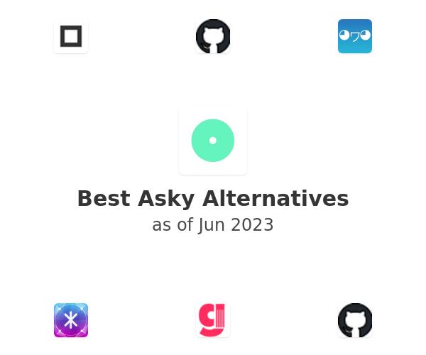 Best Asky Alternatives