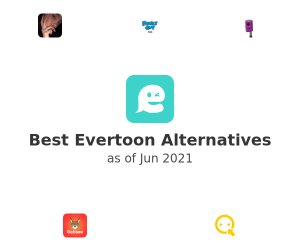 Best Evertoon Alternatives