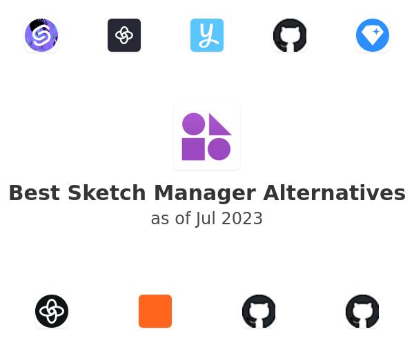 Best Sketch Manager Alternatives