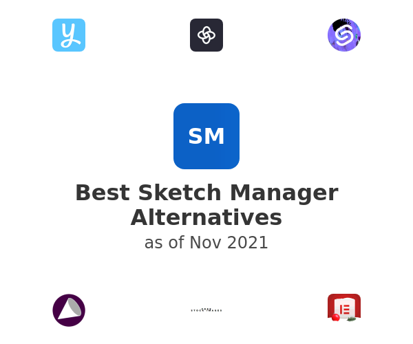 Best Sketch Manager Alternatives