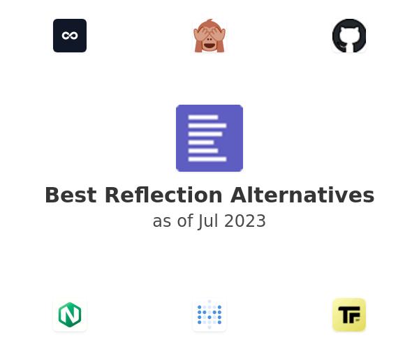 Best Reflection Alternatives