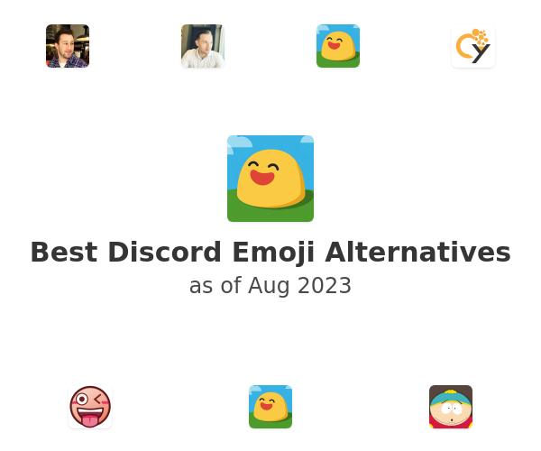 Best Discord Emoji Alternatives