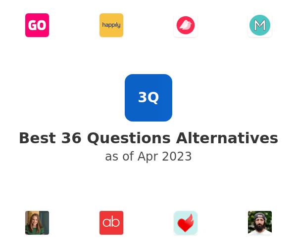 Best 36 Questions Alternatives