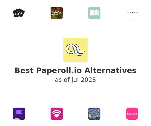 Best Paperoll.io Alternatives