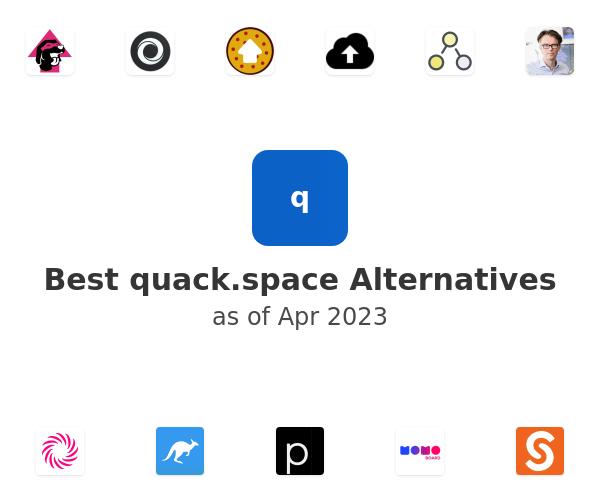 Best quack.space Alternatives