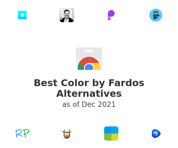 Best Color by Fardos Alternatives