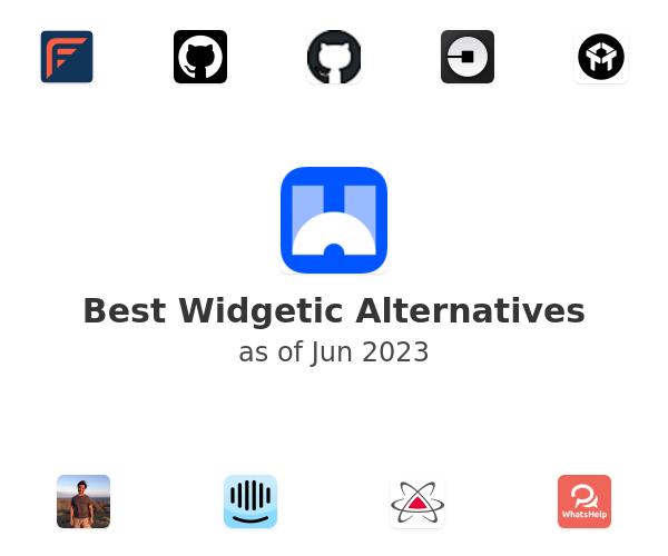 Best Widgetic Alternatives