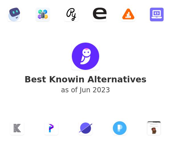 Best Knowin Alternatives