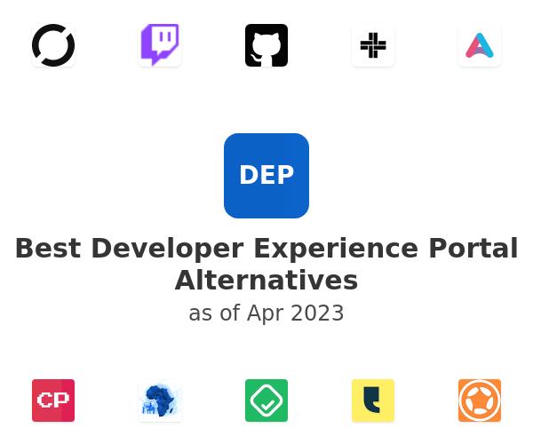 Best Developer Experience Portal Alternatives