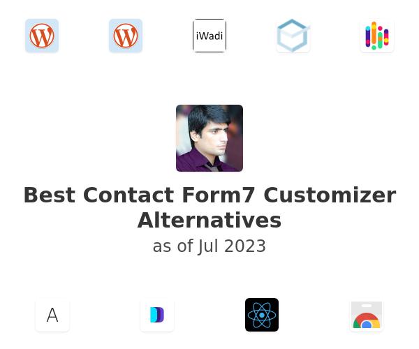 Best Contact Form7 Customizer Alternatives