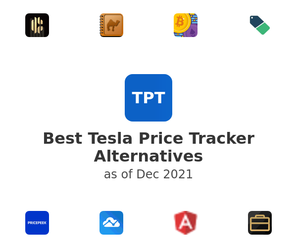 Best Tesla Price Tracker Alternatives
