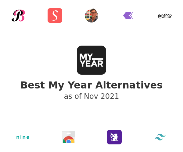 Best My Year Alternatives