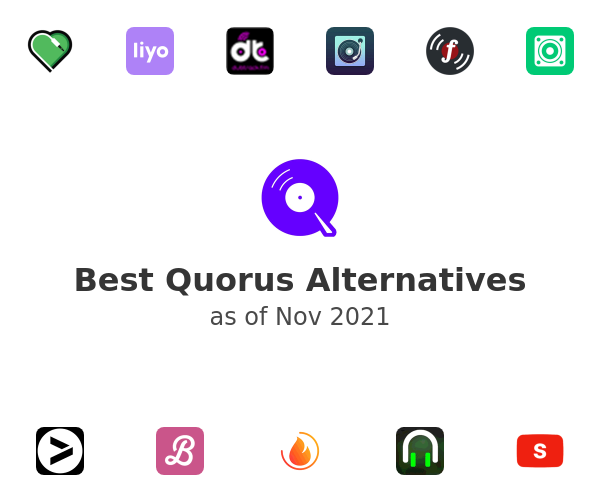 Best Quorus Alternatives