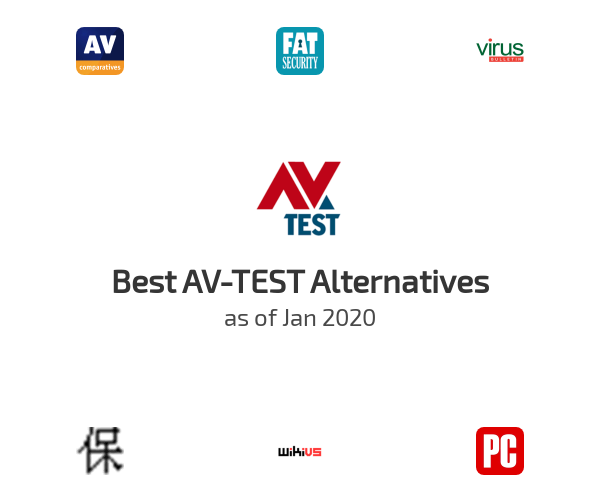 Best AV-TEST Alternatives