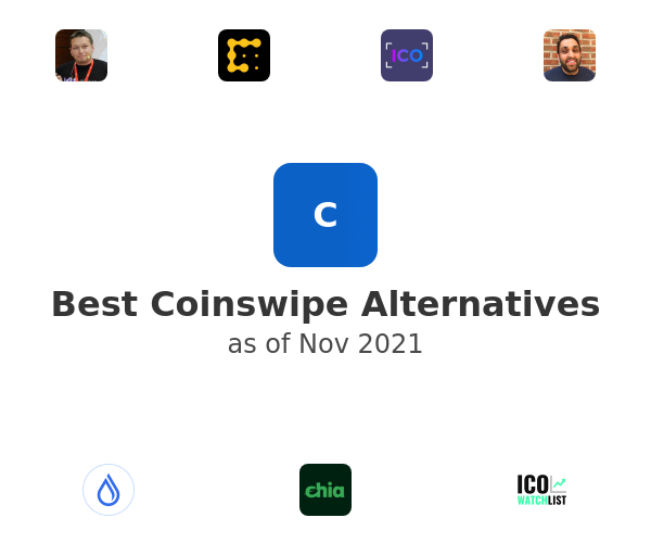 Best Coinswipe Alternatives