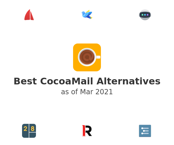 Best CocoaMail Alternatives
