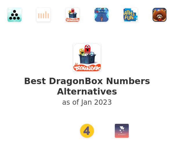 Best DragonBox Numbers Alternatives