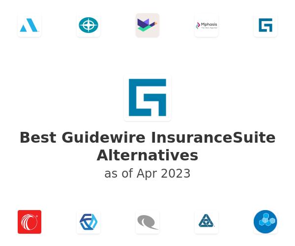 Best Guidewire InsuranceSuite Alternatives