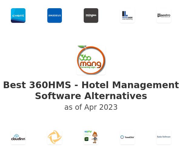 Best 360HMS - Hotel Management Software Alternatives