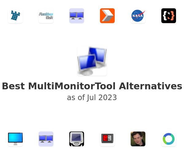 Best MultiMonitorTool Alternatives