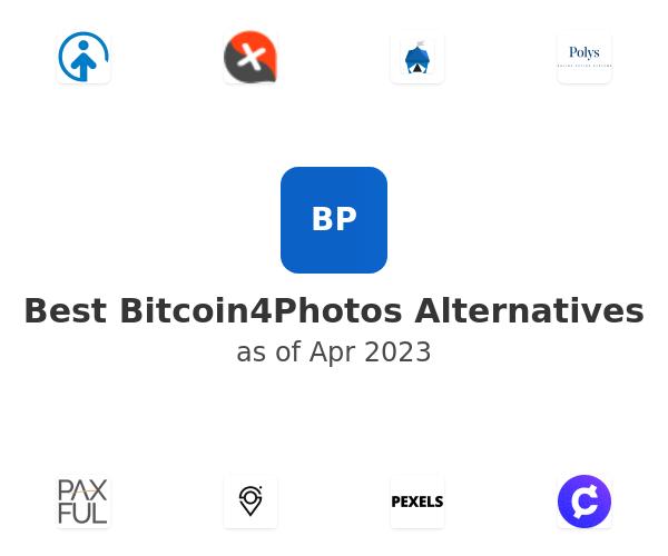 Best Bitcoin4Photos Alternatives