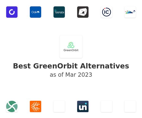 Best GreenOrbit Alternatives