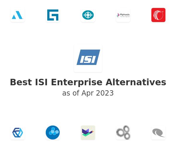 Best ISI Enterprise Alternatives