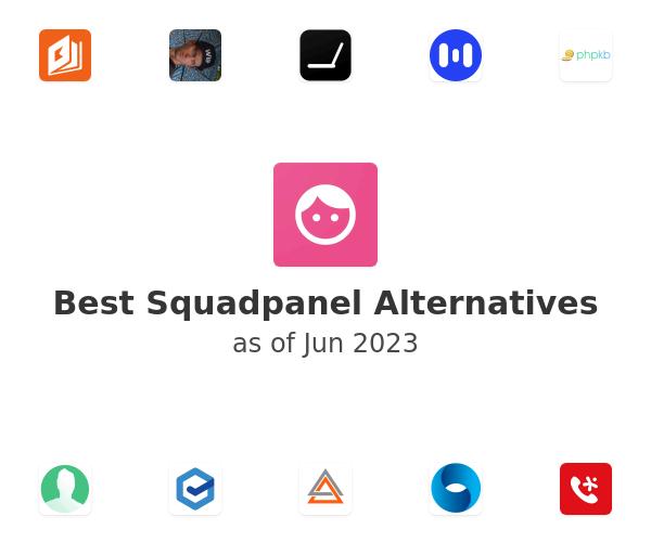 Best Squadpanel Alternatives