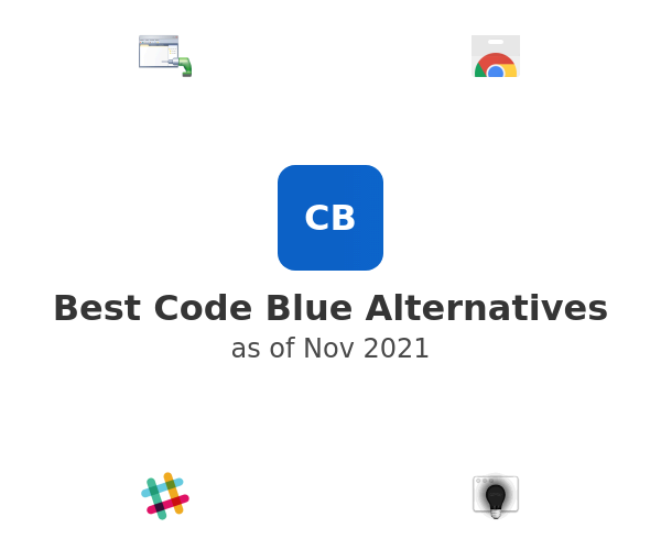 Best Code Blue Alternatives