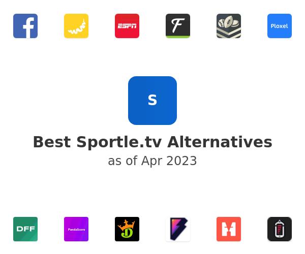 Best Sportle Alternatives