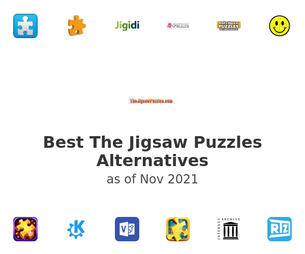 Best The Jigsaw Puzzles Alternatives
