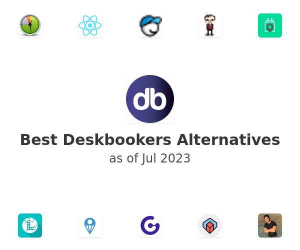 Best Deskbookers Alternatives